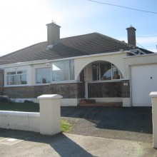 3 Bedroom Bungalow, with Full Planning Permission to comvert to Dormer 4 Bedroom at 48 Ardagh Crescent, Blackrock, Co Dublin for 620000